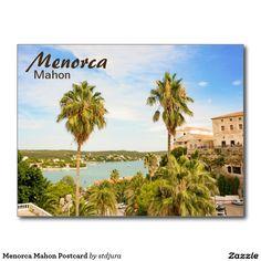 Shop Menorca Port of Mahon Souvenir Mouse Pad created by stdjura. Custom Mouse Pads, Menorca, Looks Great, Mousepad, Holiday, Image, Design, Vacations