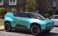 Projet étudiant : Toyota uBox Concept