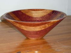 Make bowls using a scroll saw!  *Really good detailed tutorial with photos.*