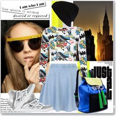 """I am who I am"" by lidia-solymosi on Polyvore"