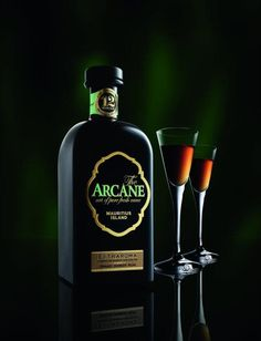 Arcane Rhum • Mauritius Island Arcane Rhum Extraroma 12 Years  A powerful, highly complex premium rum aged for at least 12 years in selected...