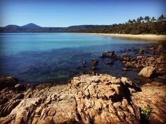 Great view along the road to Port Douglas