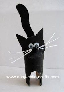 Paper roll craft ideas for kids and adults. Easy toilet paper roll crafts for preschoolers,toddlers. crafts to make using paper rolls: Christmas, Easter. How to make animals, butterflies, pilgrims Toilet Roll Craft, Toilet Paper Roll Art, Rolled Paper Art, Toilet Paper Roll Crafts, Toddler Crafts, Preschool Crafts, Kids Crafts, Craft Activities, Cat Crafts