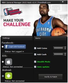 NBA General Manager 2015 hack DOWNLOAD - http://newest-hacks.com/nba-general-manager-2015-hack/