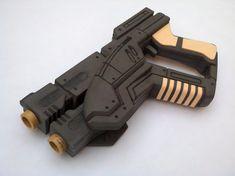 EVA Foam M-3 Predator Pistol (Mass Effect 2)