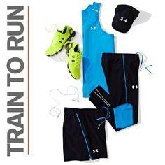 Shop Under Armour Men& Running & Training Gear Under Armour, Mens Activewear, Running Training, Running Gear, Workout Wear, No Equipment Workout, Mens Fitness, Sportswear, Nike