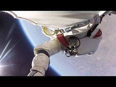 Seriously, watch the whole thing here in full screen, high definition.   Here's A Stunning First-Person View Of A Free-Fall From Space