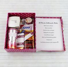 DIY Geschenkidee zum Muttertag   DIY Geschenk   Wellness Paket