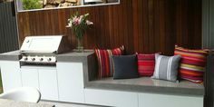 concrete benchtops, outdoor kitchens - Transitions Polishing and Grinding - want! # Pinterest++ for iPad #
