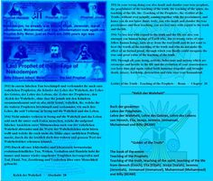 394) No less lost with regard to the truth and the life are also you amongst you human beings of Earth who, due to wrong views of your fellow human beings, turn away from the real truth and do not want to hear the words of the teaching of the truth and who do not make the effort of an factual proof, through which you finally could recognise the true and great value of the teaching of the truth.  395) Through all your doing, activity, behaviour and actions which are erroneous and hostile to…
