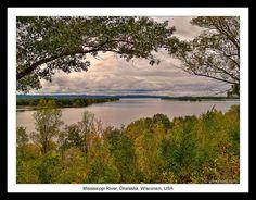 Mississippi River, Onalaska, WI