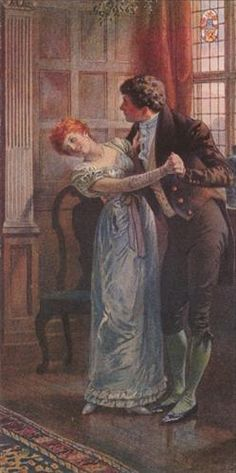 A Georgian Mistletoe Kiss