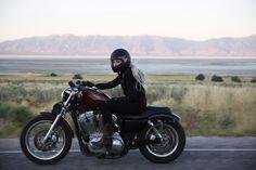 Worry less. Ride more   Harley-Davidson  #HwyRunaways