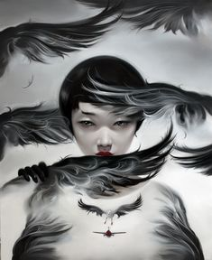 Mu Lei's Mysterious Femme Fatales