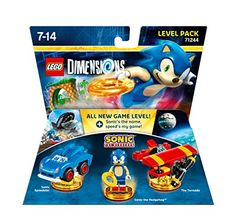 LEGO Dimensions: Sonic Level Pack This item will be released on November 18, 2016.