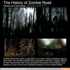 Not far from where I live. It is definitely a creepy place.