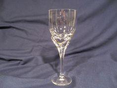 Rosenthal Studio Line Iris Crystal Port Wine Glasses Clear Stem Set of 6   eBay
