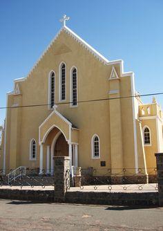 Upington Church in the N Cape