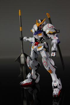 GUNDAM GUY: HG 1/144 Barbatos Gundam - Customized Build