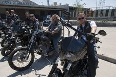 Sons of Anarchy (TV Series 2008–2014) - Photo Gallery - IMDb