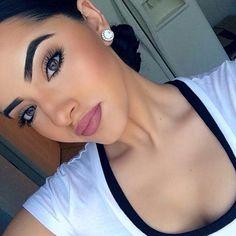 Instagram Baddie Makeup   theerealkarlaj