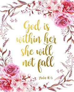 Proverbs 31 Woman Discover God Is Within Her She Will Not Fall Bible Verse Print Psalm Christian Quote Scripture Printables Inspirational Quote Gifts Wall Art God Is Within Her She Will Not Fall Bible Verse Print Psalm Christian Quote Scripture Printable Fall Bible Verses, Bible Verse Wall Art, Bible Verses Quotes, Popular Bible Verses, Psalms Quotes, Bible Quotes For Women, Bible Quotes About Beauty, Verses For Encouragement, Bible Verses For Hard Times