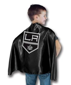 $7.99 for this #LAKings Kids Hero Cape on #zulily! #zulilyfinds