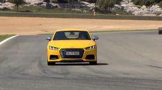 New 2015 Audi TTS Coupé