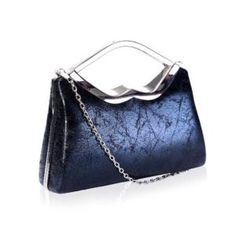 Elegant Black Vintage 1950 Style Handbag