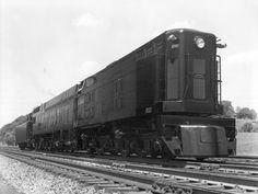 Norfolk and Western Railway turbine   steam train locomotives norfolk and…