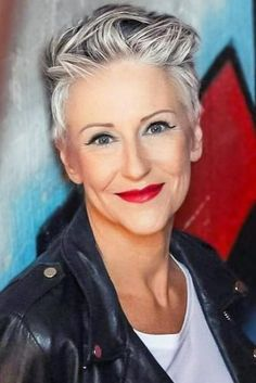 Beautiful Pixie Cuts for Older Women 2019 A password will be e-mailed to you. Beautiful Pixie Cuts for Older Women Pixie Cuts for Older Women Pixie Cut Long Pixie Hairstyles, Short Pixie Haircuts, Short Hairstyles For Women, Short Pixie Cuts, Model Hairstyles, Hairstyles 2018, Haircut For Older Women, Short Hair Cuts For Women, Pelo Pixie