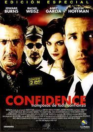 Confidence [Vídeo-DVD] / directed by James Foley
