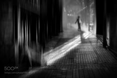 street  morning... by teru77