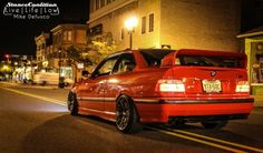 Ladies in Red   Nick's E36 M3 & Joe's S2000   StanceCoalition
