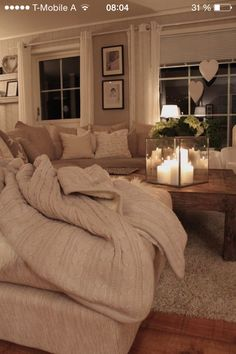 Gemütliches Wohnzimmer