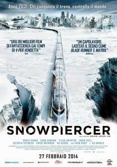 """Snowpiercer"" , articolo della rubrica cinema http://riccardobriniwriter.blogspot.it/2014/05/snowpiercer.html"
