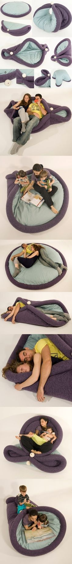 Blandito pillow. This is awesome.  I want one.