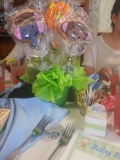 Cousins baby shower=sucess soo cute!!! Best one ever
