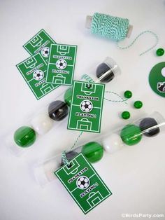 Soccer/Football/Fútbol Birthday Party Ideas   Photo 16 of 16