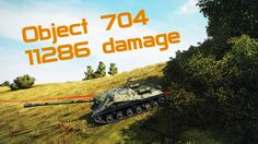 Object 704 11286 damage