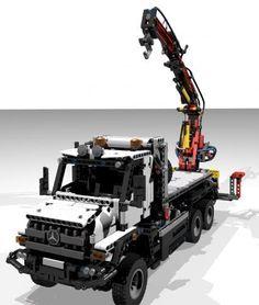 LEGO Set 42043 - C Model
