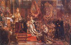 King John Casimir's Oath - Jan Matejko