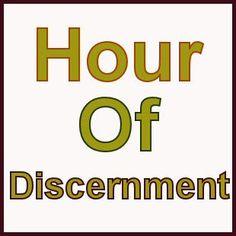 "The Lowdown Truth: Radio Show Spotlight: ""Hour of Discernment"""