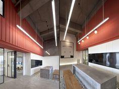 6th Floor Rear Flat / Future Town Office by C.DD, Foshan – China » Retail Design Blog