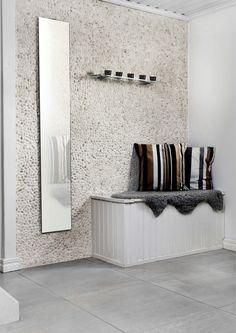 Köp Marte Raggio Di Luna Grå - Stenbolaget Magnetic Knife Strip, Knife Block, My Dream Home, Interior Decorating, Sweet Home, Bathroom, Mars, Washroom, My Dream House