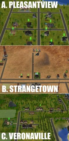 Which was your favorite The Sims 2 neighborhood?   All 3!