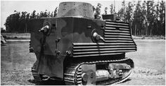 The Bob Semple Tank: One Of The Most Ridiculous Tank Designs Ever