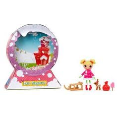 Mini Lalaloopsy -Doll - Holly Sleighbells