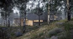Making of House in the Forest - 3D Architectural Visualization & Rendering Blog