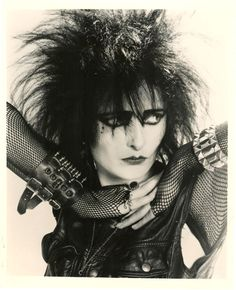 Siouxsie Sioux/Siouxsie and the Banshees